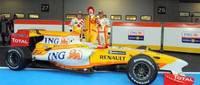 ING se va de la Fórmula 1 en 2010, Renault sigue