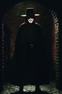 'V de Vendetta', libertad, miedo, poder... Venganza