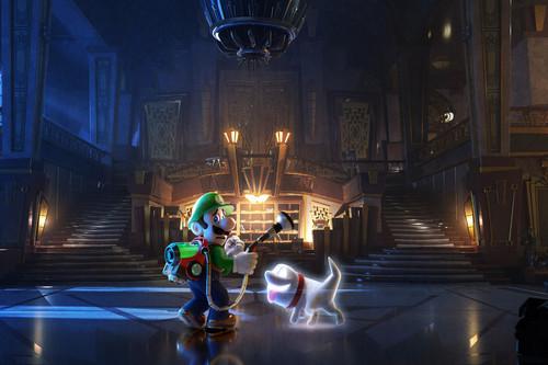 Jugamos a Luigi's Mansion 3. Será la peor pesadilla de Luigi, pero nos lo hemos pasado de miedo