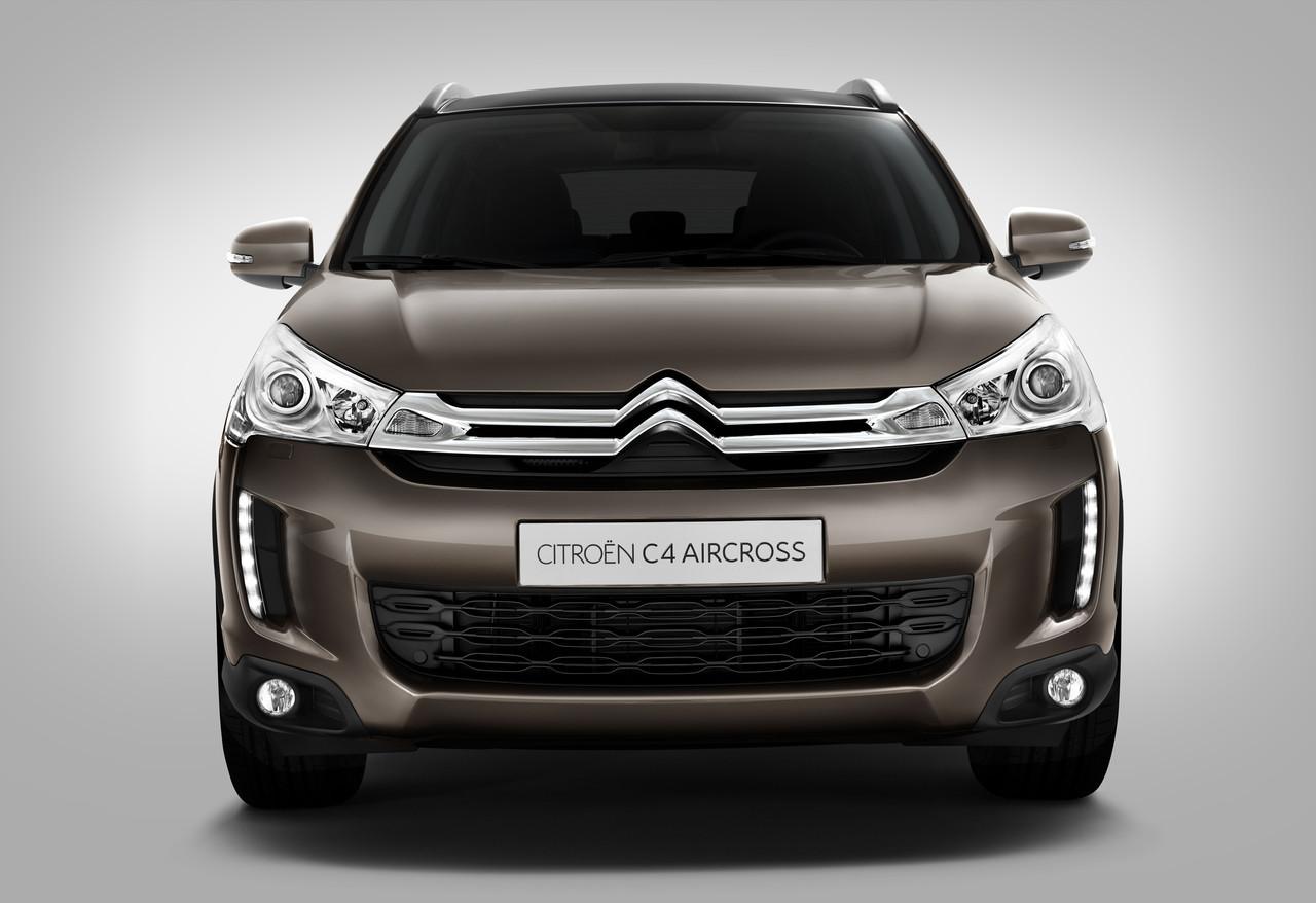 Foto de Citroën C4 Aircross (4/12)