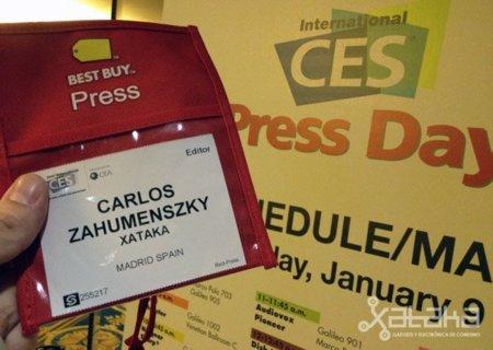 Acreditación cES 2012