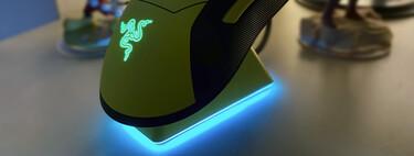 Análisis del Razer Viper Ultimate Cyberpunk 2077: un ratón que te llama la atención por lo estético y te conquista con casi todo lo demás