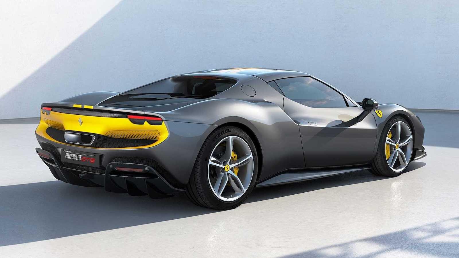 Foto de Ferrari 296 GTB (8/14)