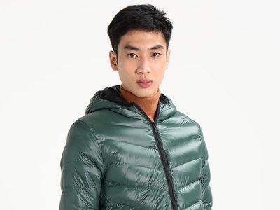 Por sólo 20,95 euros en Zalando tenemos la chaqueta Glacier Quilt de   Burton Menswear London en Zalando