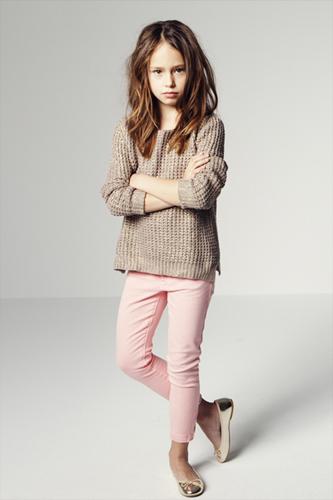 Zara lookbook niños marzo: primavera juvenil para los más peques