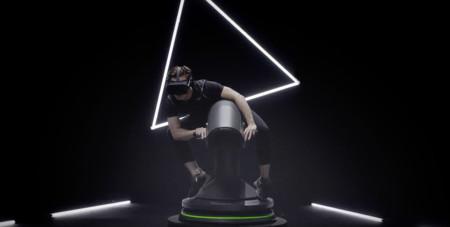 Montar a caballo o en moto en realidad virtual será posible con los periféricos modulares de Futuretown