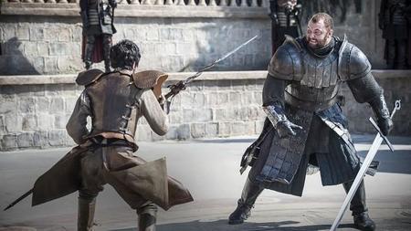 Oberyn contra La Montaña