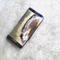 Samsung y la CPSC piden a los usuarios que dejen de usar inmediatamente el Galaxy Note 7