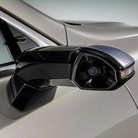 El nuevo Lexus ES estrenará en octubre retrovisores digitales, aunque de momento sólo en Japón