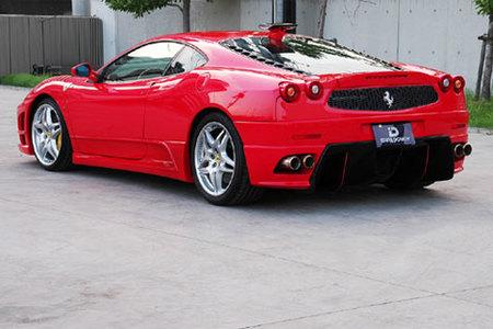 Ferrari F460GT por Iding Power