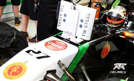 Nico Hülkenberg perderá cinco lugares de cara la carrera del domingo