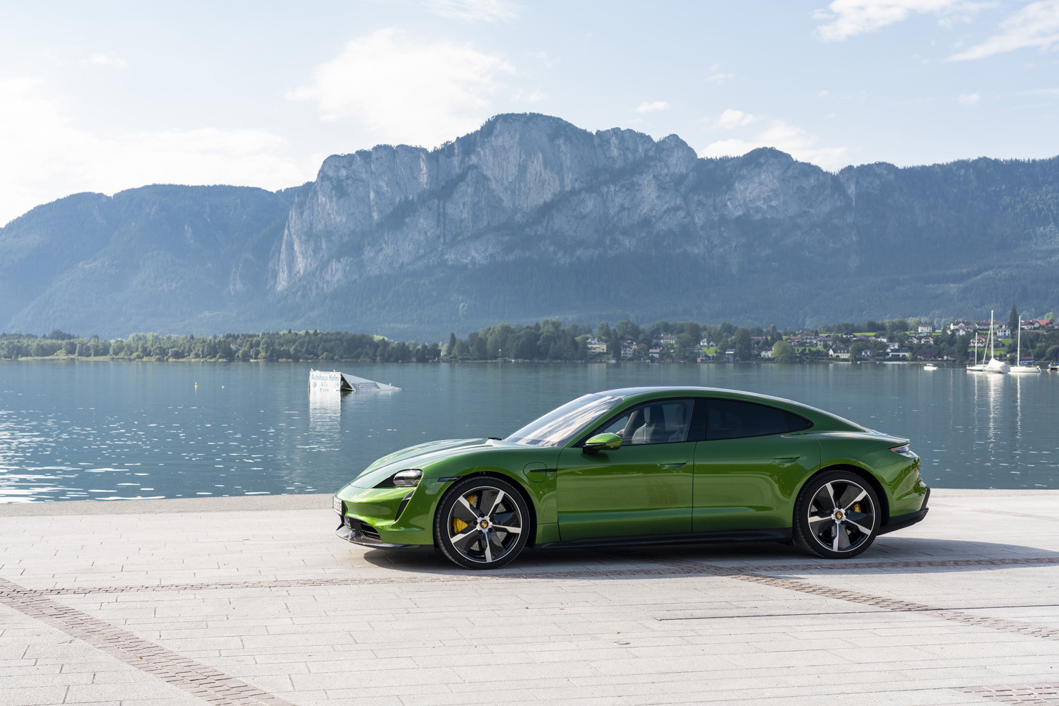 Foto de Porsche Taycan prueba contacto (246/275)