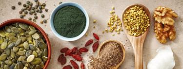 La proteína, donde menos te la esperas: añade estos alimentos a tu dieta