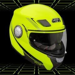 Foto 7 de 7 de la galería givi-x-08-modular-neon en Motorpasion Moto