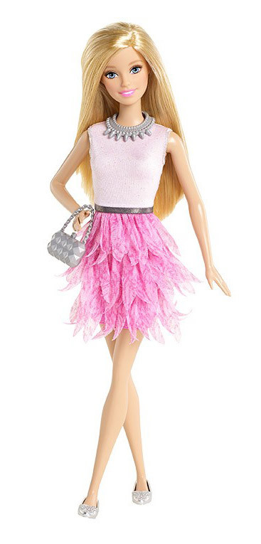 Barbie Fashionsita Plana