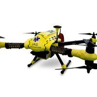 Este dron desfibrilador puede salvar vidas antes de que llegue la ambulancia