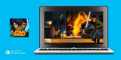 El juego de Star Wars Rebels ya está disponible gratis para Windows Phone y Windows 8