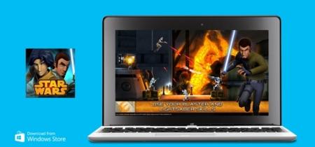El juego de Star Wars Rebels ya está disponible gratis para Windows Phone y Windows 8