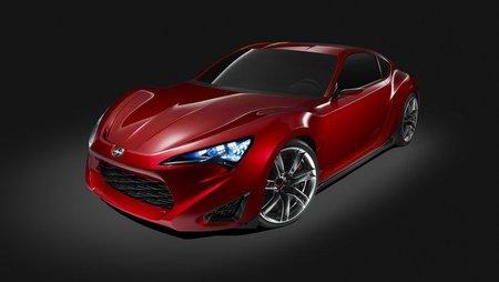 Scion FR-S Sports Coupe Concept, el Toyota FT-86 está más cerca