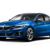 Nuevo BMW Serie 1 Sedán, el vacío de BMW ya tiene ocupante... en China