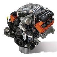 ¿Quieres el motor 6.2 V8 del Hellcat para tu hierro viejo? Mopar te lo vende con sus 717 CV