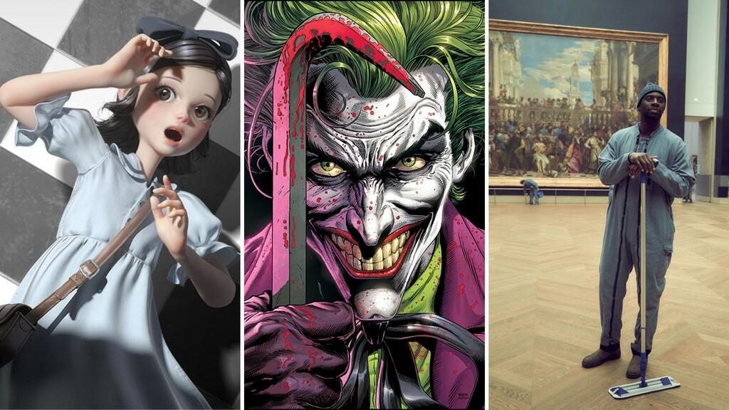 Seis planes imprescindibles para el final de semana: 'Lupin', 'Iris.Fall', 'Batman: Tres Jokers' y demasiado más