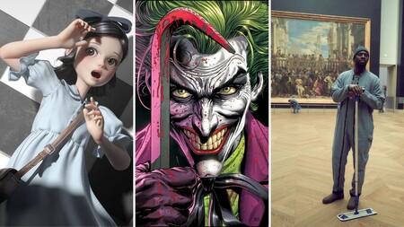 Seis planes imprescindibles para el fin de semana: 'Lupin', 'Iris.Fall', 'Batman: Tres Jokers' y mucho más
