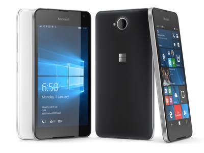 La nueva OTA que llega al Lumia 650 aporta importantes mejoras y el doble toque