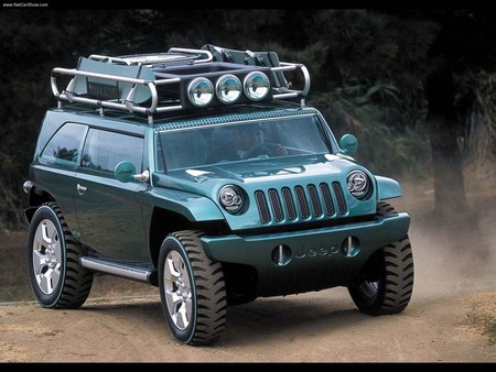 Jeep Willys2 Concept 2002 1280 05