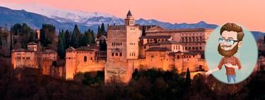 Escoge tu visita virtual por la ciudad de Granada