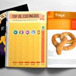 El de la comida de Friends: el libro de recetas imprescindible para cualquier fan de la serie