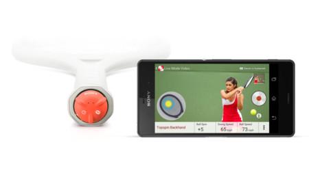 Smart Tenis Sensor, más que un cuantificador un corrector que te ayuda a mejorar tu juego