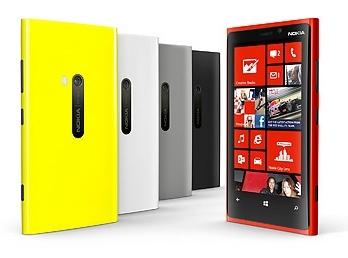 Nokia Lumia 920 y Lumia 820 en España: precio y disponibilidad