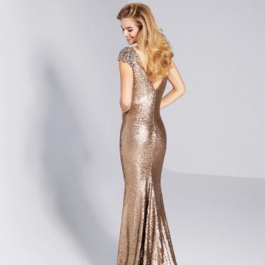 17 vestidos de Navidad que volverás a ponerte en las bodas
