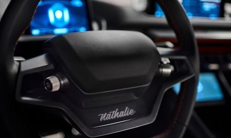 Roland Gumpert Nathalie Design Interior Steeringwheel