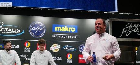 Ángel León reconquista Madrid Fusión: el chef del mar emociona con nuevos ingredientes y la técnica de la sal que parece magia