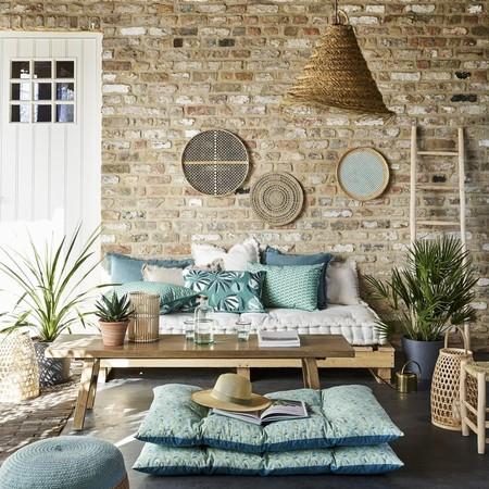 Renovar los textiles del hogar es la forma perfecta de dar la bienvenida al verano en la decoración de casa sin gastar demasiado