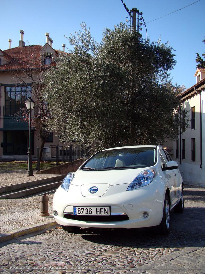 Foto de Nissan Leaf, prueba (17/27)