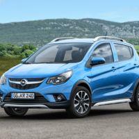 Opel Karl Rocks, el Spark Activ sazonado a la europea