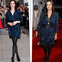 Cuestión de Estilo: Anne Hathaway Vs Courteney Cox