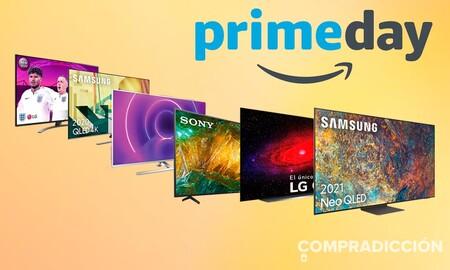 Amazon Prime Day 2021: mejores ofertas del día en smart TVs