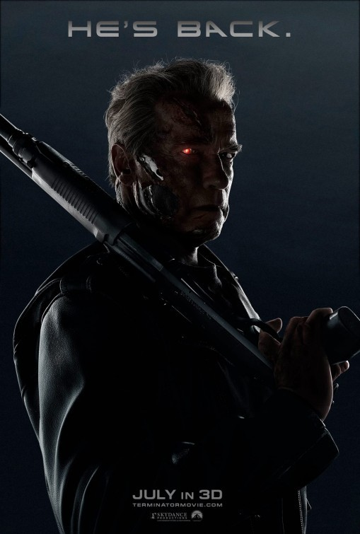 'Terminator: Génesis', carteles