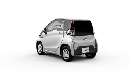 Toyota Ultra Compact Bev 2