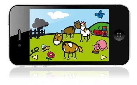 Cuentos interactivos de ayuda para los más pequeños (para iPhone y iPad)