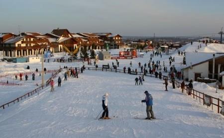esqui rusia