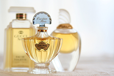 perfume según color pelo