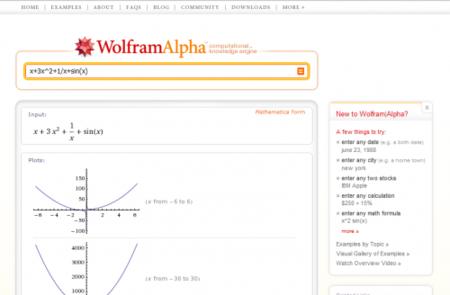 Wolfram|Alpha lanza su versión móvil