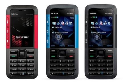 Nokia 5310 Xpressmusic 2007