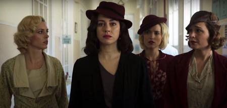 El Tráiler Final De La Temporada 3 De Las Chicas Del Cable Promete