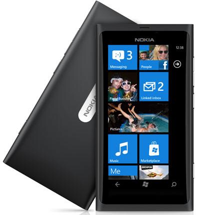 La segunda actualización para el Nokia Lumia 800 llegará el 18 de enero